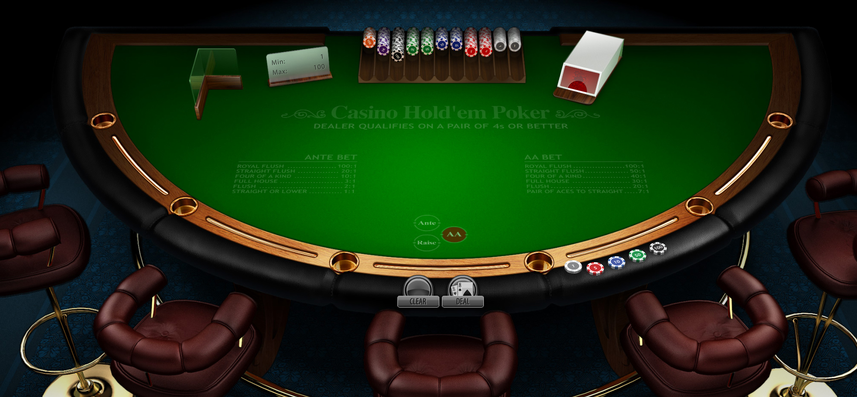 Casino 770 machine a sous gratuites poker
