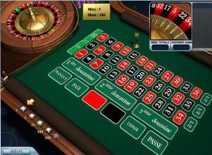 la roulette casino