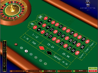 roulette jeux