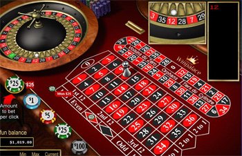 jeu du casino