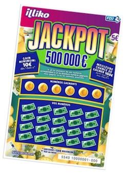 jeu jackpot fdj
