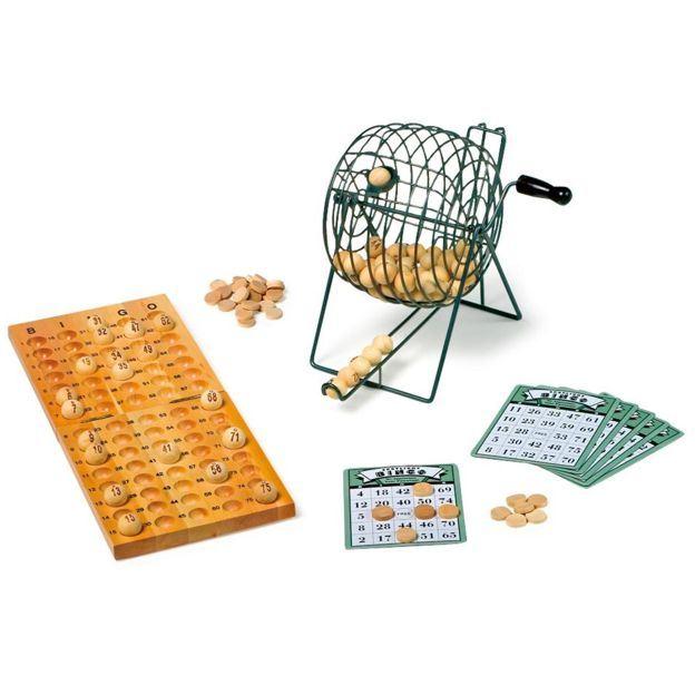 jeu bingo