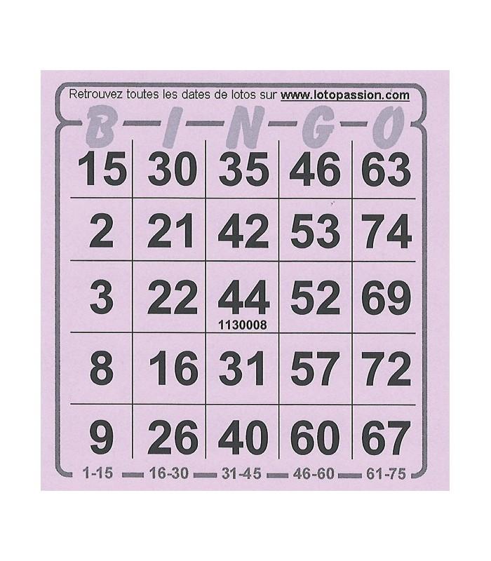 bingo americain
