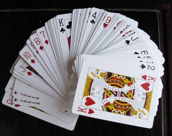 jeu de carte au casino